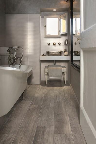 keramisch parket, vloertegel, medium grijs, parkettegel, houtlook, houtstructuur, BeWood