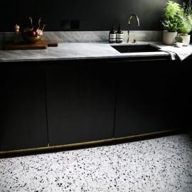 keramische vloertegel, vloertegels, terrazzo, impermo