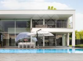 carrelage terrasse en céramique, carrelage terrasse, gris medium, imitation bois, imitation parquet, 2cm, Tilestone
