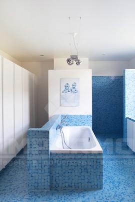 Tilestone Design Quinto Mix/blauw