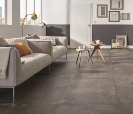 Woonkamer tegels natuursteen parket inspiratie impermo - Badkamer imitatie parket vloertegels ...