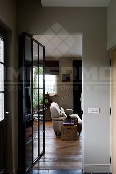 meerlagig parket, parket, bruin, houten vloer, planken, houtstructuur
