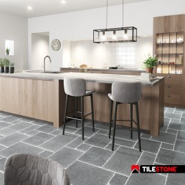 Tilestone Belgium Stone Grey